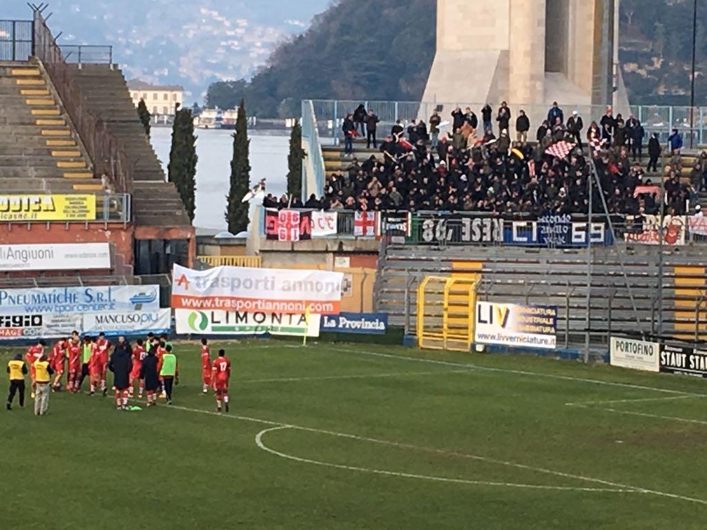Il Varese gioca, il Comovince