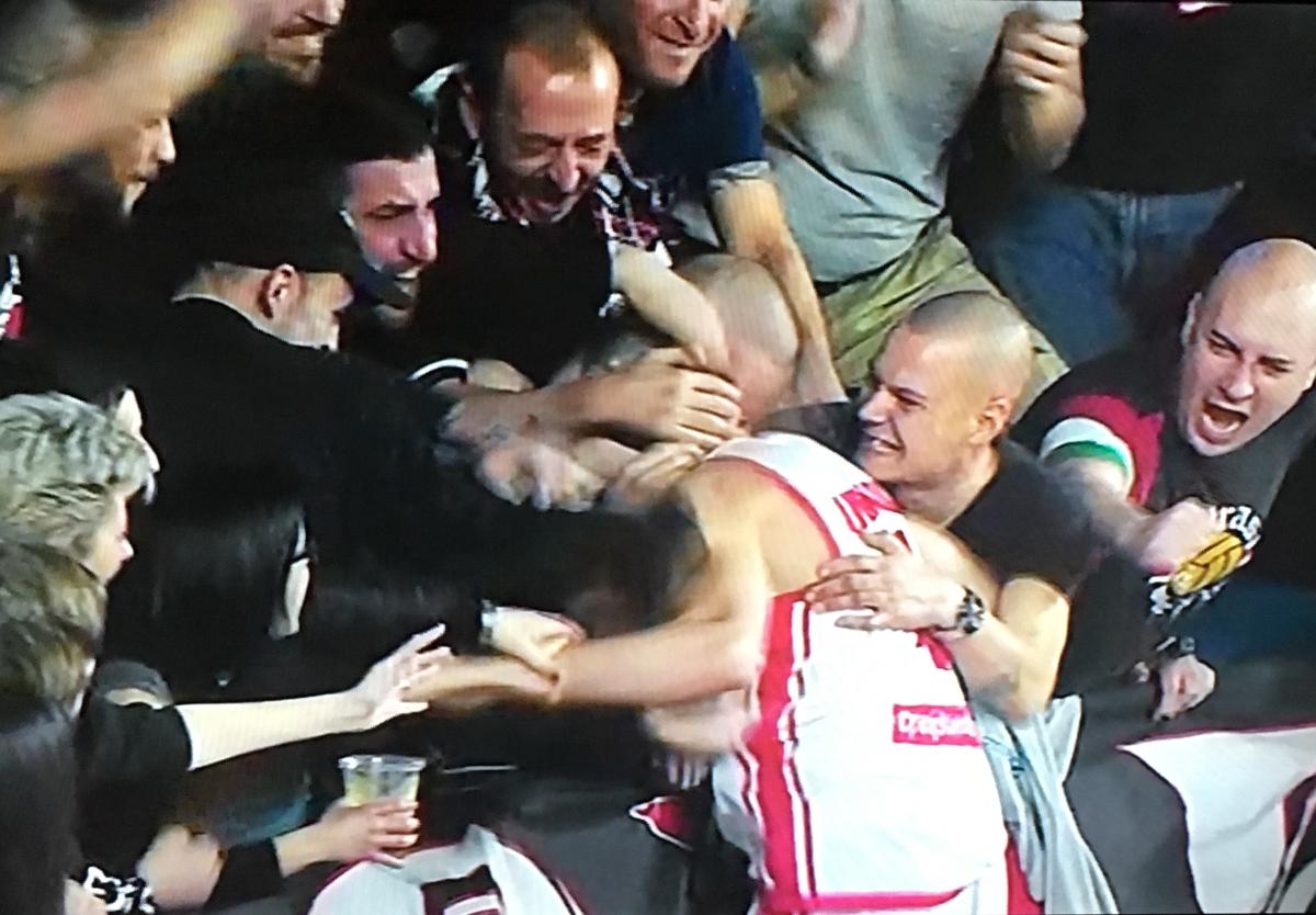 Caro Moss, bentornato a Varese: il basket siamonoi