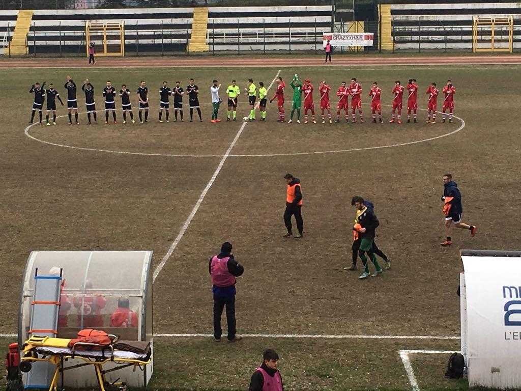 Derthona-Varese 1-1 FINALE