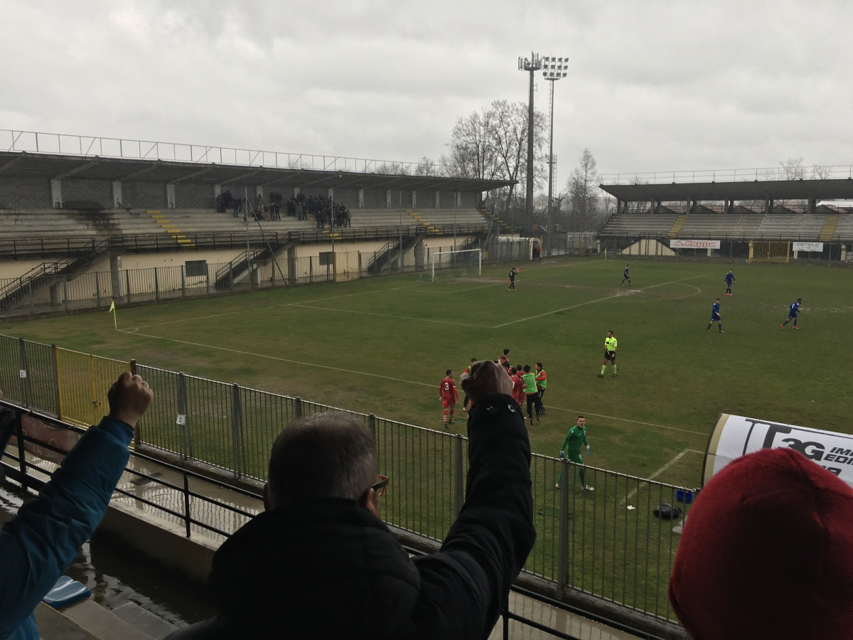 Pavia-Varese 0-5 FINALE! – l\'anticonf@rmista