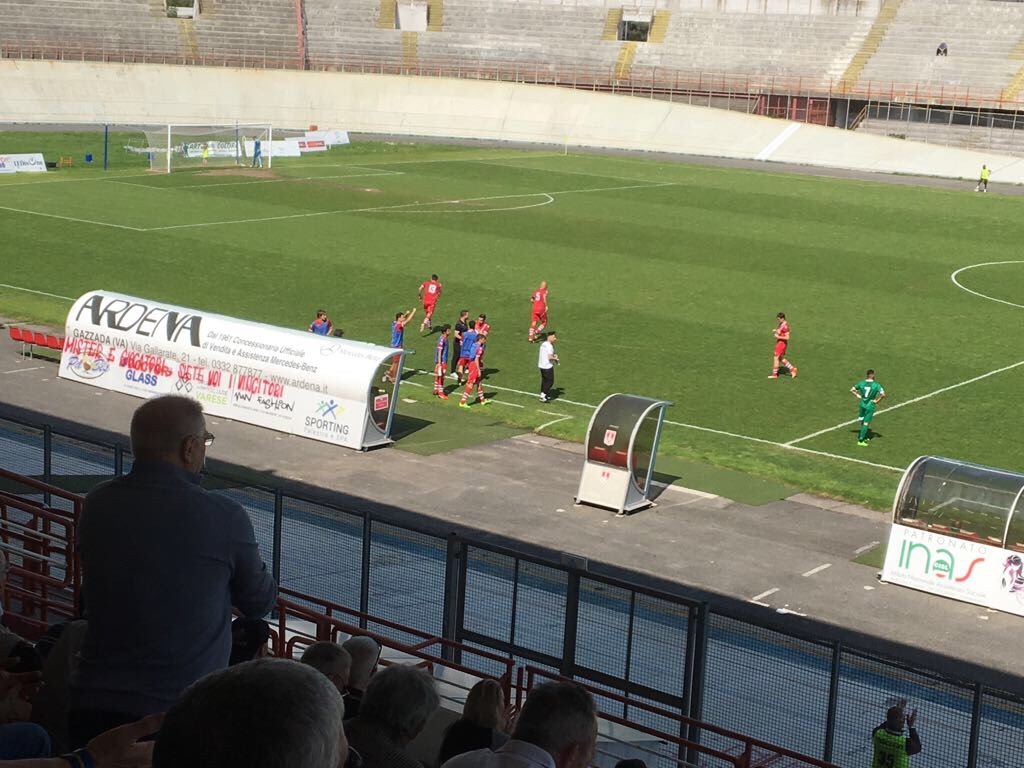 Varese-Castellazzo 2-0 FINALE