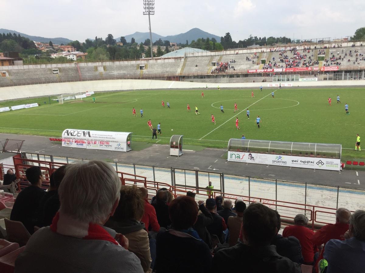 Varese-Chieri 1-1 FINALE
