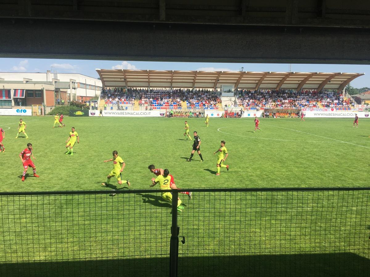 Varesina-Varese 2-1 FINALE