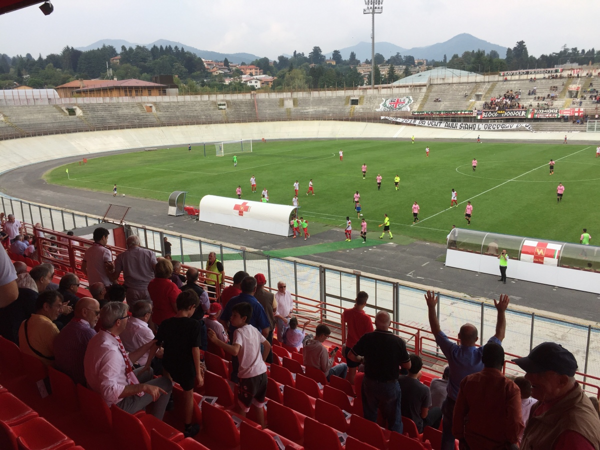 Varese-Città di Vigevano 3-0FINALE